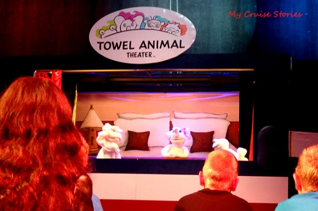 towel animal puppets