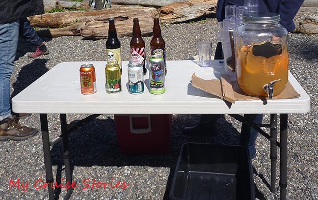 bottles or cans