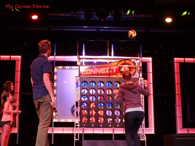 connect 4 basketball