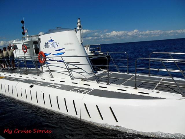 real submarine rides