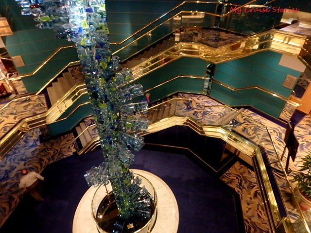 cruise ship art