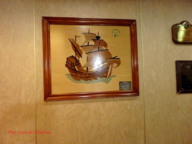 cruise ship award