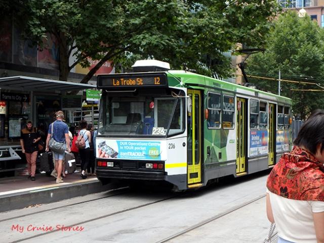 Melbourne public transportation