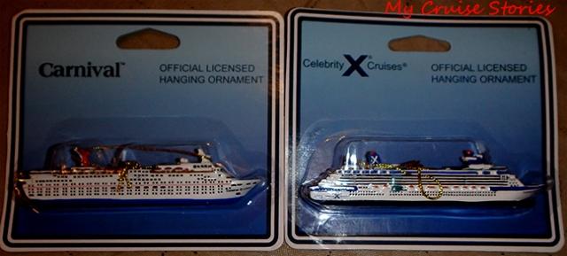 ship model ornaments