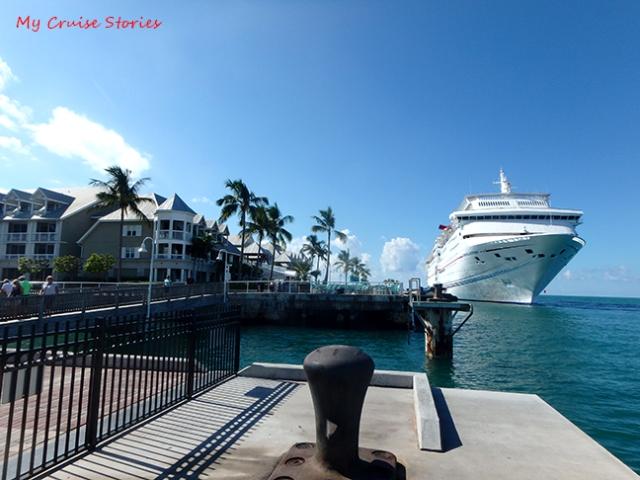 Key West Cruise Stories - Cruise ship key west