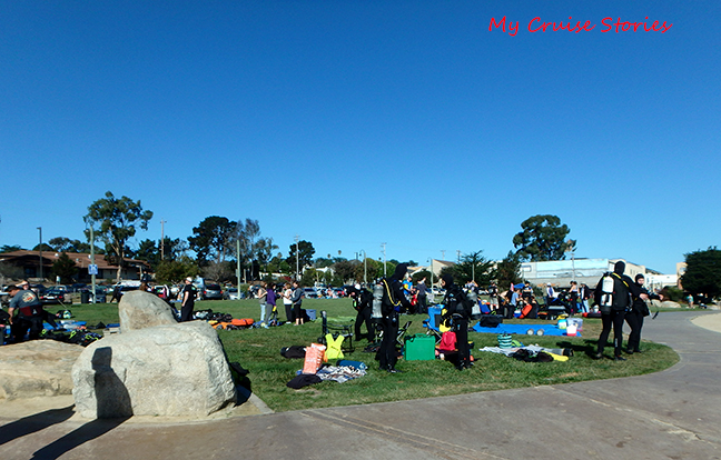 beachside park