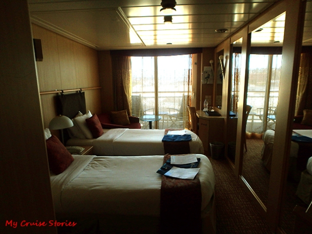 cruise ship cabins