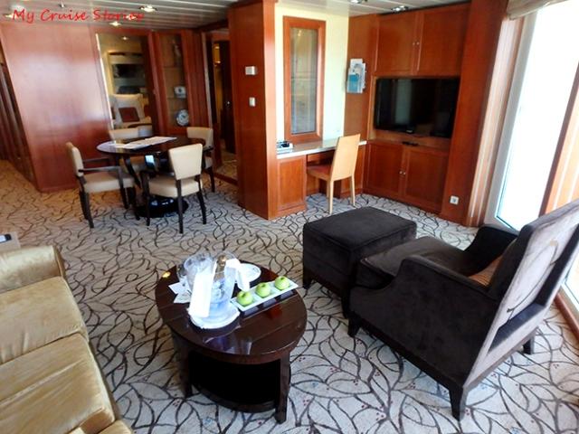 fancy suite