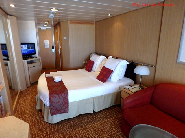 high class stateroom