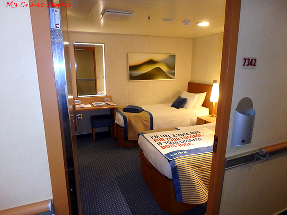Accessible Stateroom