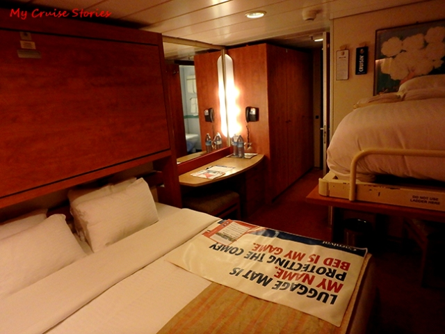 Staterooms On Carnival Ecstasy Cruise Stories