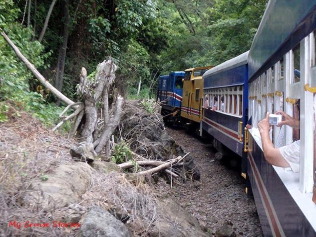 costa rica train ride