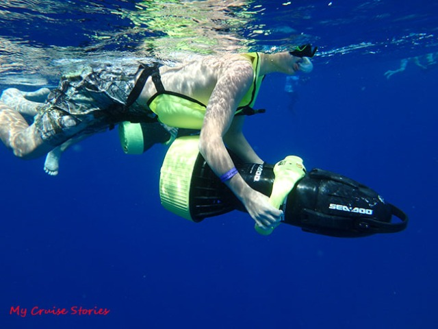 fun way to snorkel