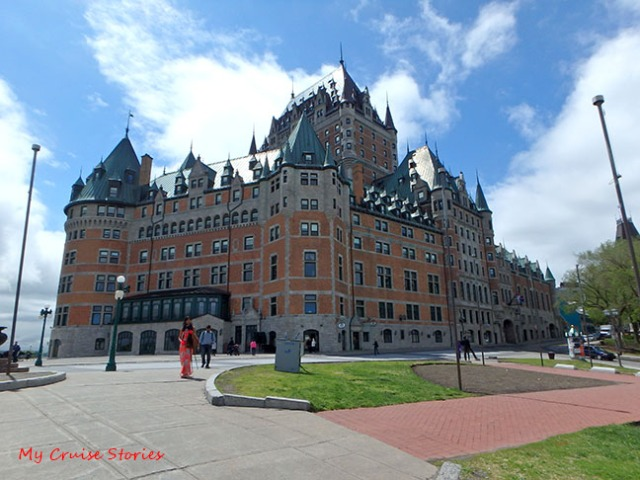 really big hotel
