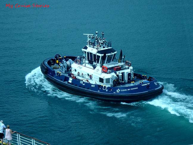 tug boat