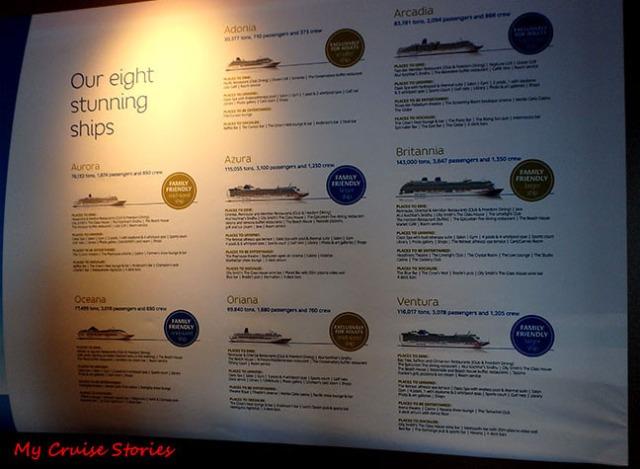 cruise ship info
