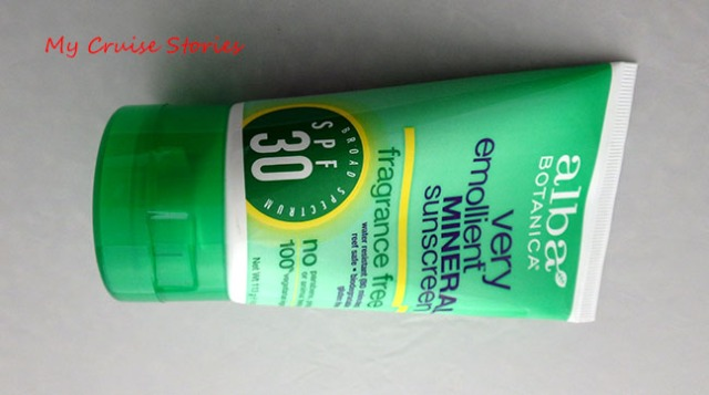 easy to use mineral based sunscreen
