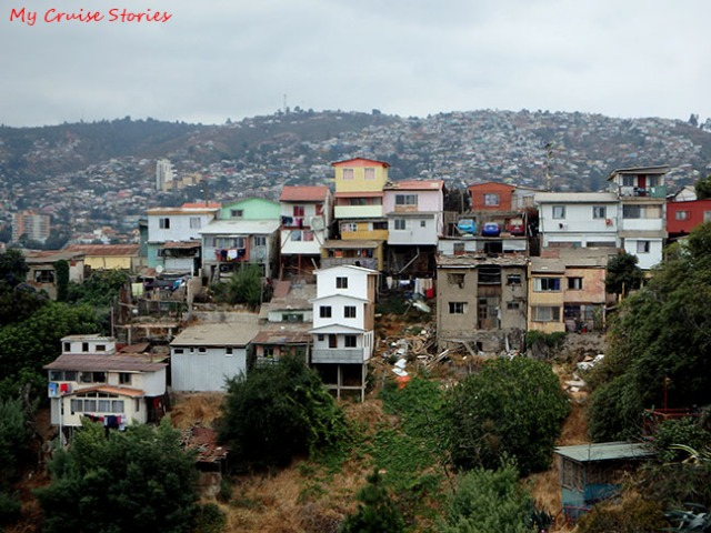 slums of Valparaiso