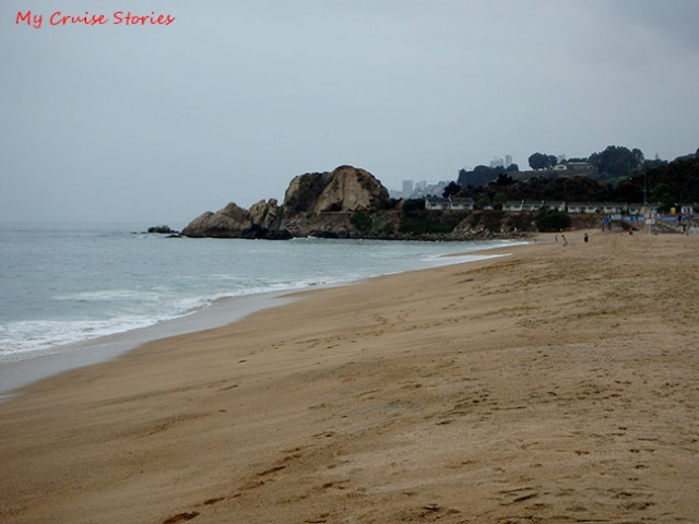 beach in Vina del Mar