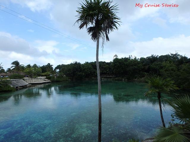 inland saltwater pond
