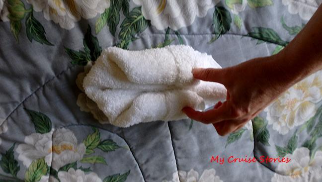 the art of towel folding