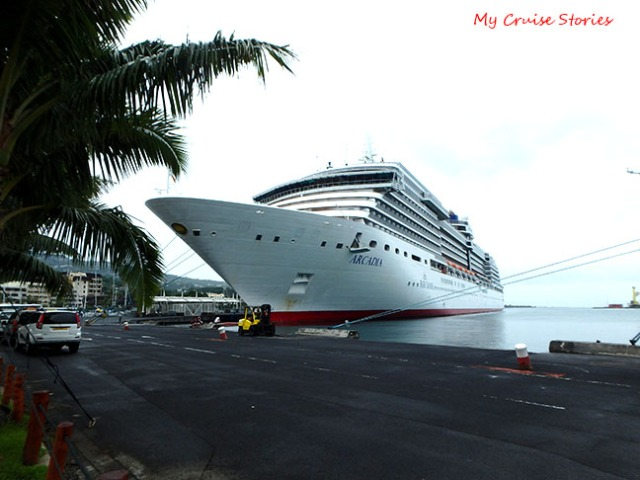 Arcadia in Tahiti