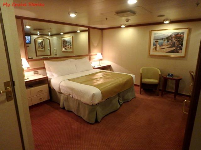 ADA interior cabin