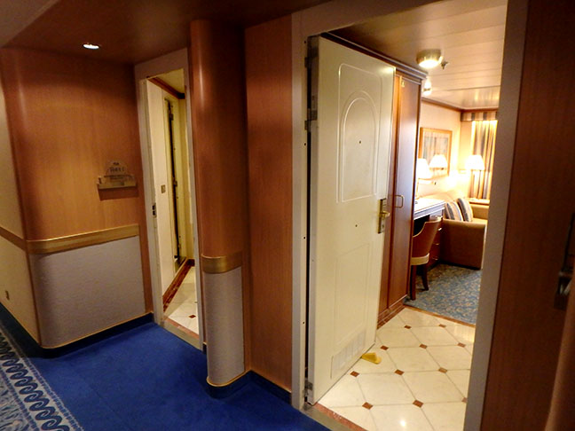 Accessible Cruise Ship Cabins