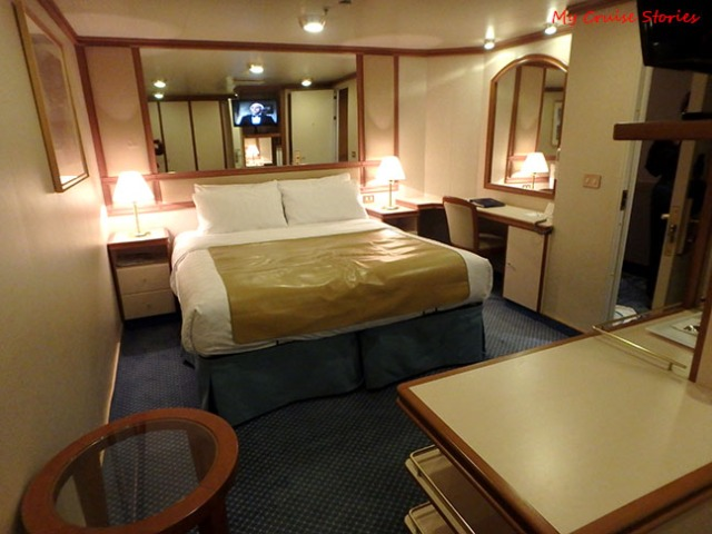 larger than normal interior cabin