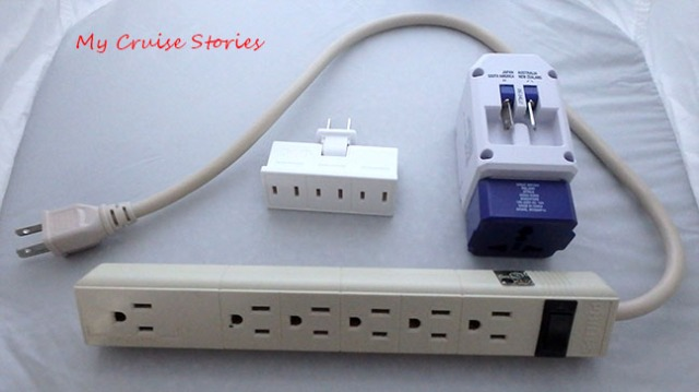 pack your own outlets