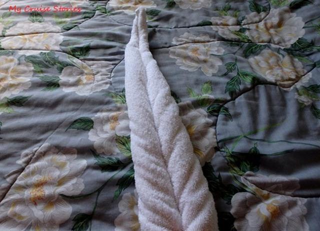 towel duck folding