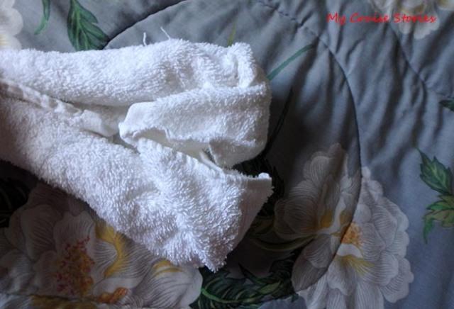 towel duck step 3
