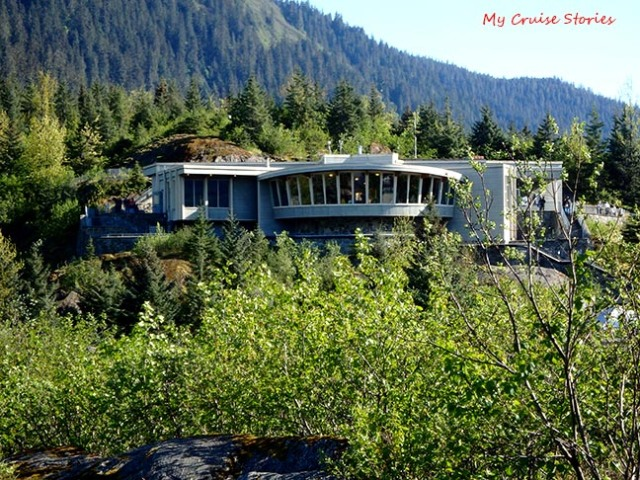 glacier viewing center