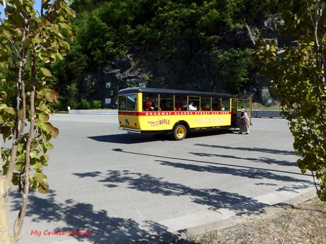 Skagway Street Car Tour