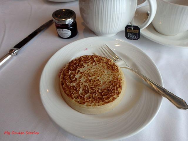 English crumpet