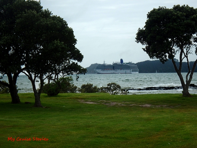 Arcadia in the Bay of Islands
