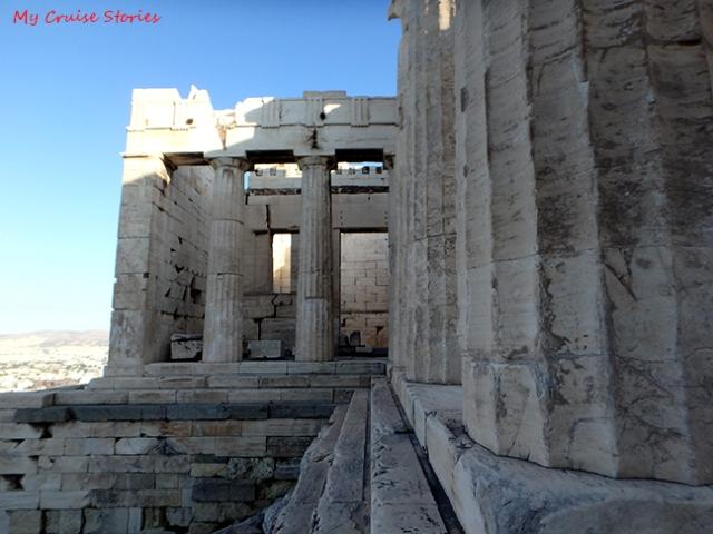ruins at Athens