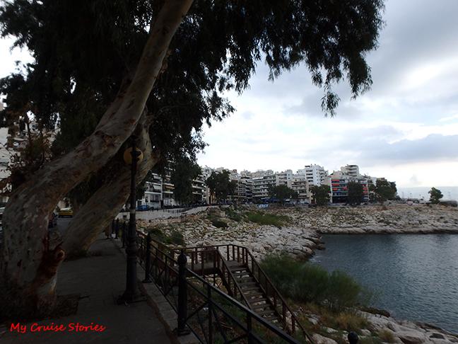 Piraeus beach