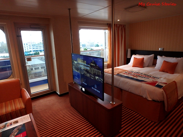 Cruise Ship Cabins On Carnival Vista  Cruise Stories
