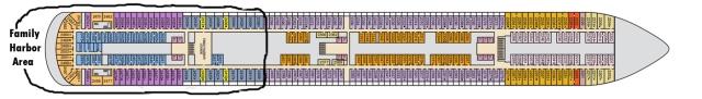 Carnival Vista Deck Plans