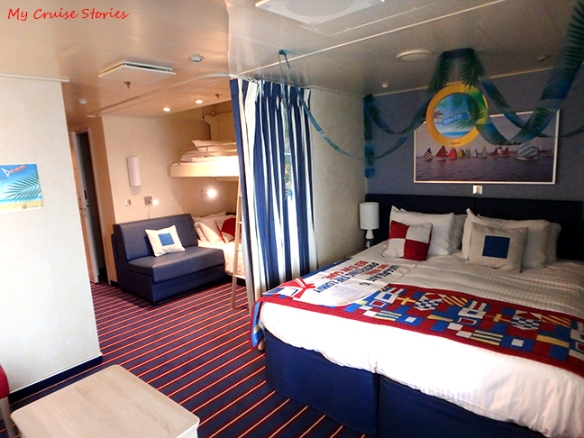 Carnival Vista Family Harbor Cabins Cruise Stories