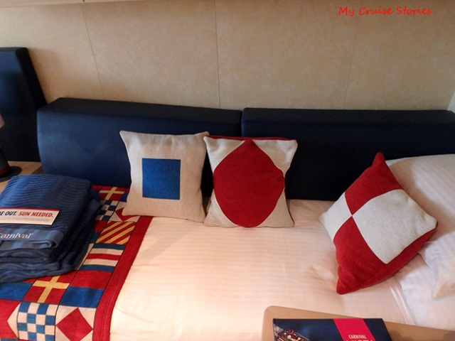 nautical flag decor