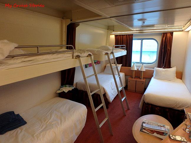 carnival cruise imagination grand suite