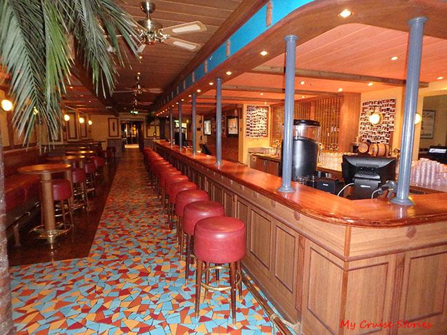 food & beer served here
