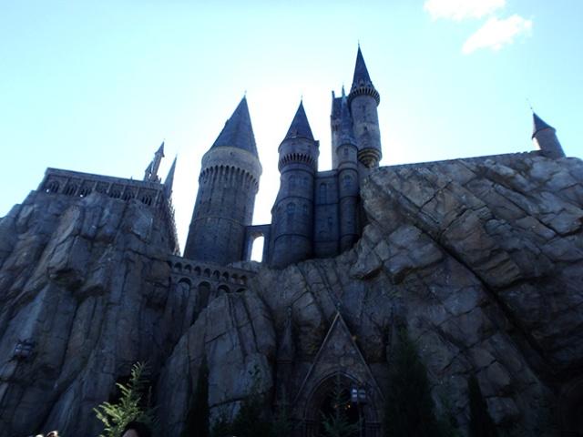 Hogwarts at Universal