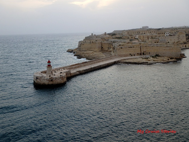 lighthouse at Malta