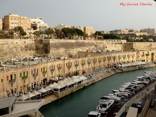 Malta's wall