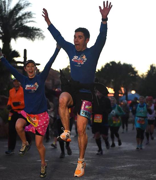 runDisney Marathon