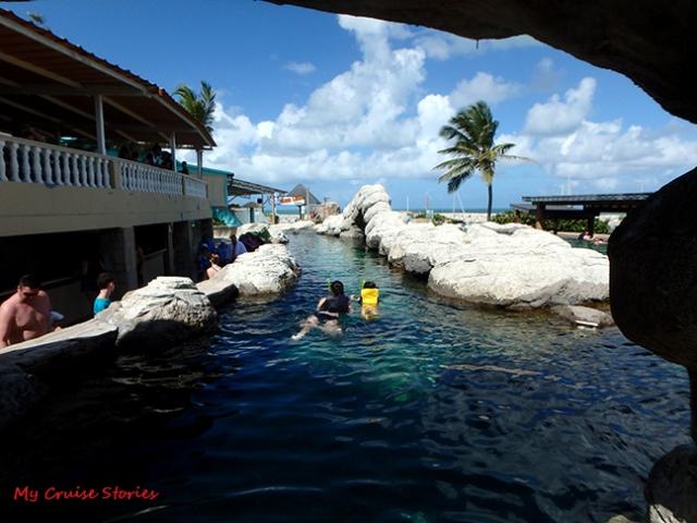 Ocean World snorkel