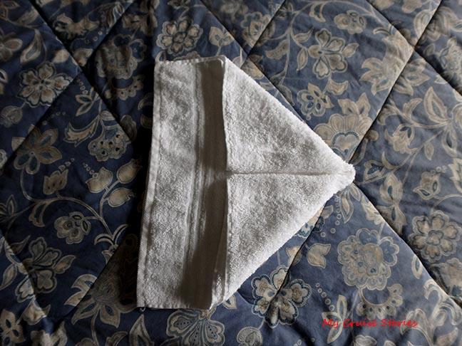 making towel animals